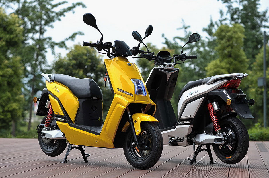 EMD Electric scooter